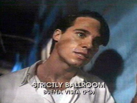 an introduction to the issue of sport in strictly ballroom