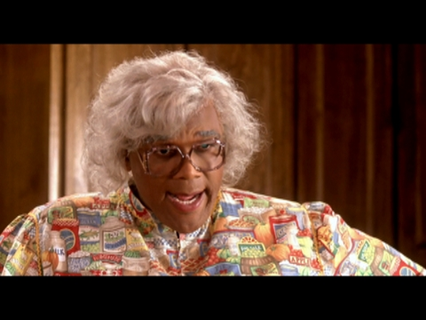 Tyler Perrys Madeas Family Reunion  13 Grits and