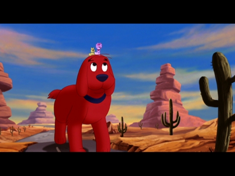 Clifford big movie part 1